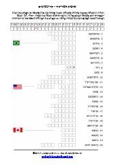 ארצות אמריקה - קריפטוגרם