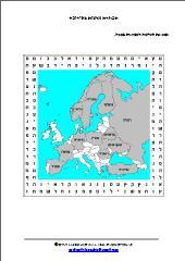אירופה - תפזורת מדינות